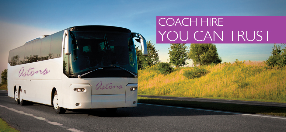 Astons Coach Hire for Worcestershire, Birmingham and the West Midlands