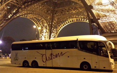 PGL go to Paris with Astons